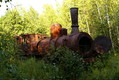 1. Lokomotiva u Jermakova - fotogalerie